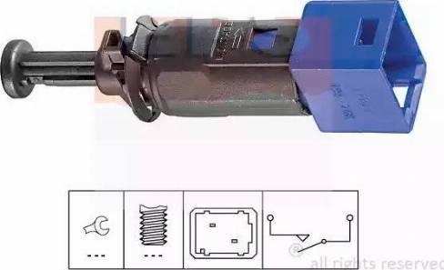 EPS 1.810.195 - Выключатель, привод сцепления (управление двигателем) car-mod.com