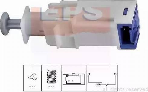 EPS 1.810.241 - Выключатель, привод сцепления (управление двигателем) car-mod.com