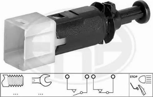 ERA 330510 - Выключатель фонаря сигнала торможения avtokuzovplus.com.ua