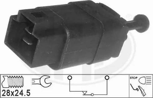 ERA 330807 - Выключатель фонаря сигнала торможения autodnr.net