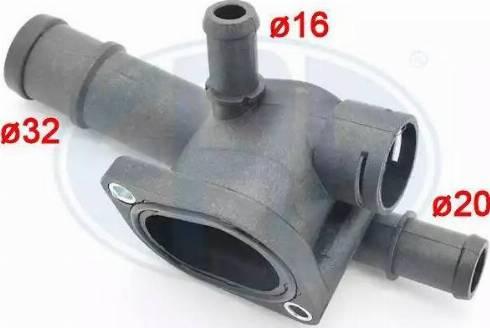 ERA 354060 - Фланец охлаждающей жидкости car-mod.com