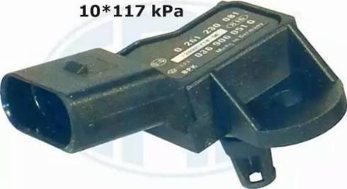 ERA 550605 - Датчик, давление во впускной трубе car-mod.com