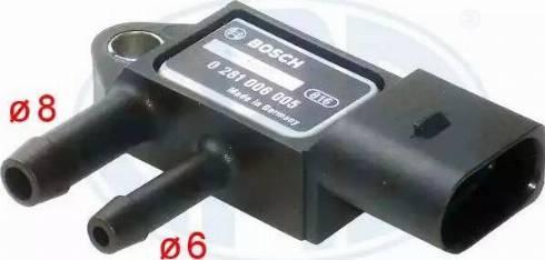 ERA 550711 - Датчик, давление выхлопных газов autodnr.net