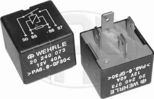 ERA 661022 - Реле, продольный наклон шкворня вентилятора car-mod.com