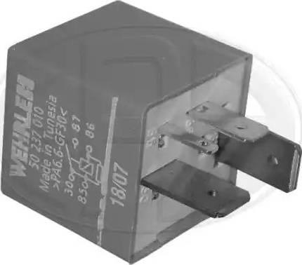 ERA 661132 - Блок управления, реле, система накаливания avtokuzovplus.com.ua