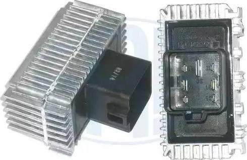 ERA 661281 - Блок управления, время накаливания autodnr.net