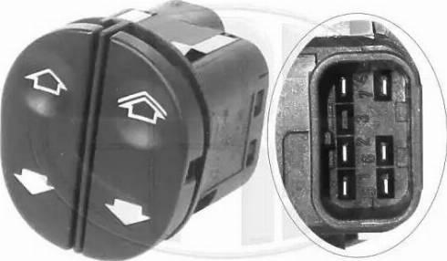 ERA 662292 - Выключатель, стеклолодъемник autodnr.net