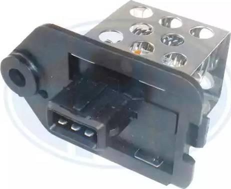 ERA 665069 - Дополнительный резистор, электромотор - вентилятор радиатора autodnr.net