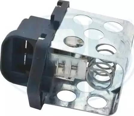 ERA 665072 - Дополнительный резистор, электромотор - вентилятор радиатора autodnr.net