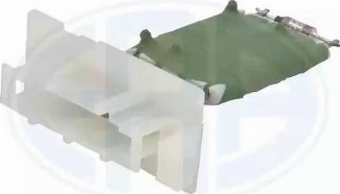 ERA 665119 - Сопротивление, вентилятор салона autodnr.net