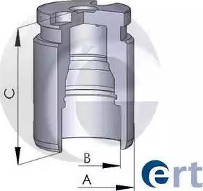 ERT 151163-C - Поршень, корпус скобы тормоза avtokuzovplus.com.ua