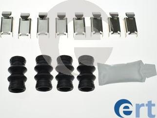 ERT 420251 - Комплектующие, колодки дискового тормоза avtokuzovplus.com.ua
