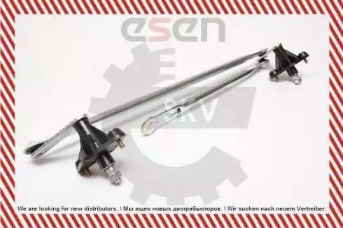 Esen SKV 05SKV016 - Система тяг и рычагов привода стеклоочистителя car-mod.com