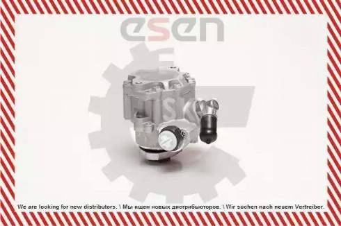 Esen SKV 10SKV099 - Гидравлический насос, рулевое управление, ГУР car-mod.com