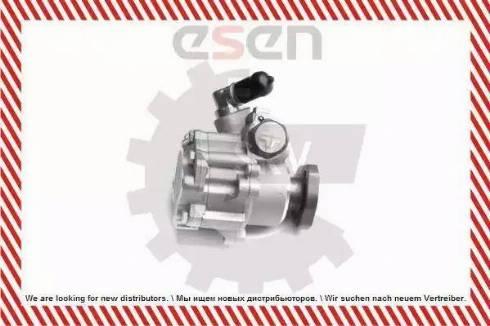 Esen SKV 10SKV173 - Гидравлический насос, рулевое управление, ГУР car-mod.com