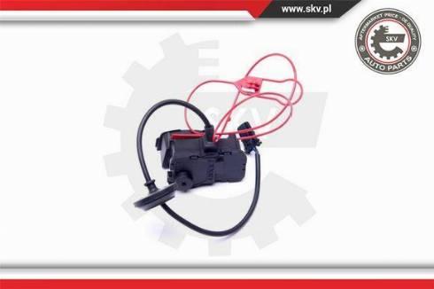Esen SKV 16SKV406 - Актуатор, регулировочный элемент, центральный замок car-mod.com