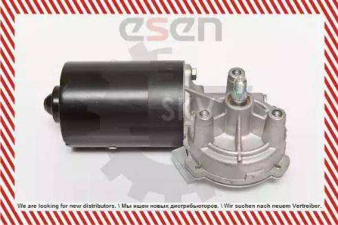 Esen SKV 19SKV002 - Двигатель стеклоочистителя avtokuzovplus.com.ua