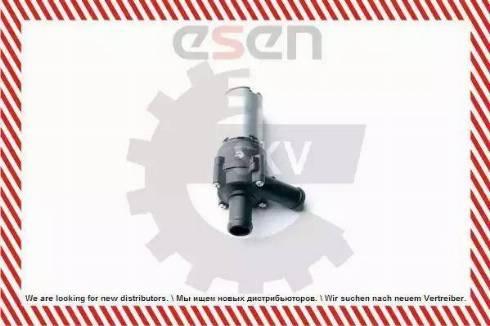 Esen SKV 22SKV002 - Насос рециркуляции воды, автономное отопление avtokuzovplus.com.ua
