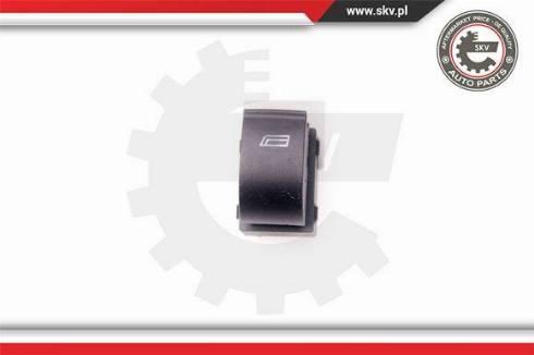 Esen SKV 37SKV302 - Выключатель, стеклоподъемник car-mod.com