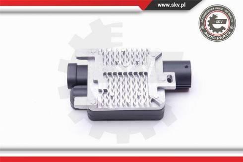 Esen SKV 94SKV802 - Дополнительный резистор, вентилятор кондиционера car-mod.com