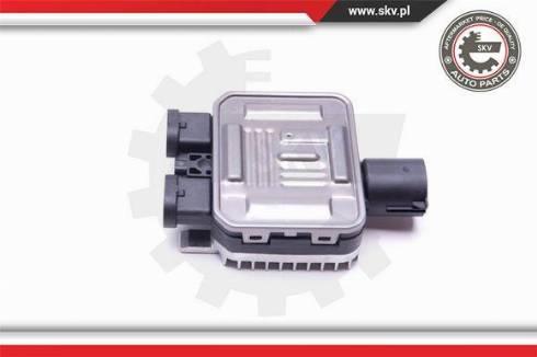 Esen SKV 94SKV803 - Дополнительный резистор, вентилятор кондиционера car-mod.com