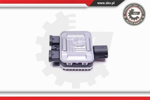 Esen SKV 94SKV804 - Дополнительный резистор, вентилятор кондиционера car-mod.com