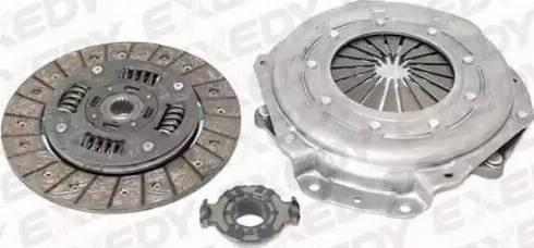 Exedy CTK2015 - Комплект зчеплення autocars.com.ua