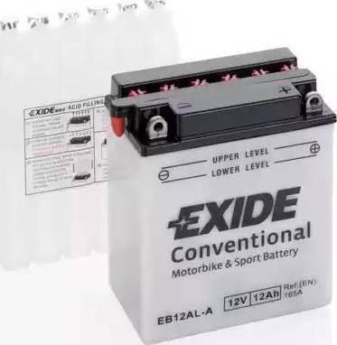 Exide EB9B - Стартерная аккумуляторная батарея, АКБ car-mod.com