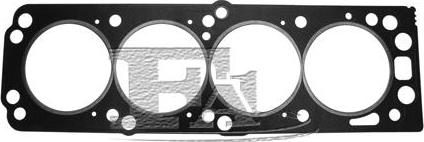 FA1 EC1200901 - Прокладка, головка цилиндра autodnr.net