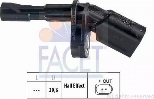 FACET 21.0008 - Датчик ABS, частота вращения колеса avtokuzovplus.com.ua