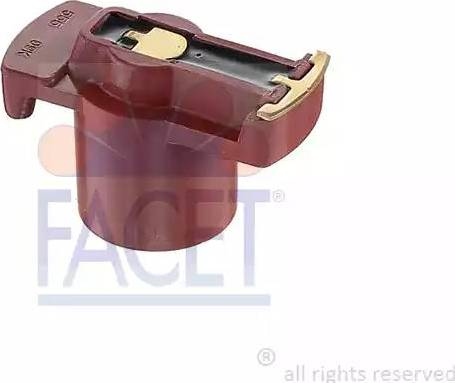 FACET 3.7555RS - Бегунок распределителя зажигания avtokuzovplus.com.ua