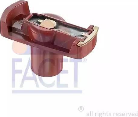 FACET 37556RS - Бегунок распределителя зажигания car-mod.com
