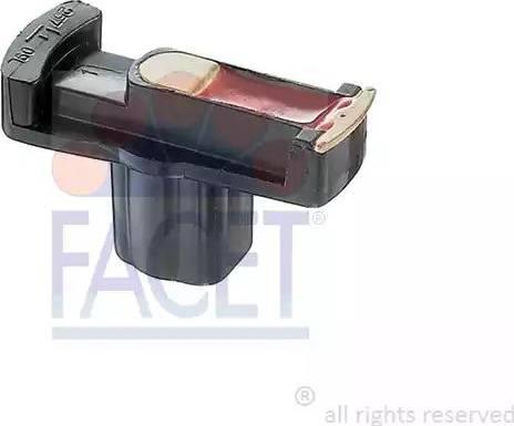 FACET 3.8257RS - Бегунок распределителя зажигания avtokuzovplus.com.ua