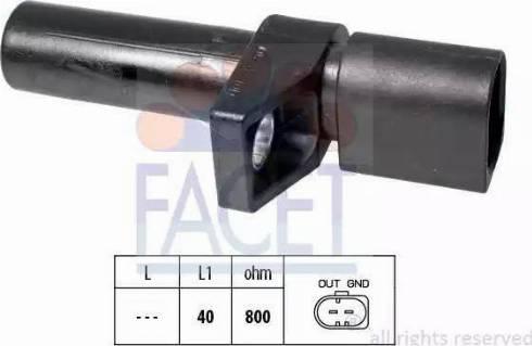NTY ECP-ME-001 - Датчик импульсов, коленвал avtokuzovplus.com.ua