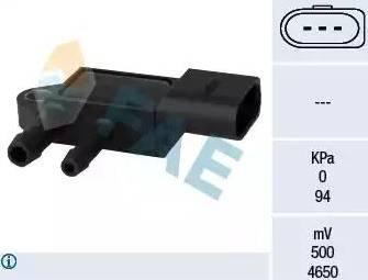 FAE 16103 - Датчик, давление выхлопных газов autodnr.net