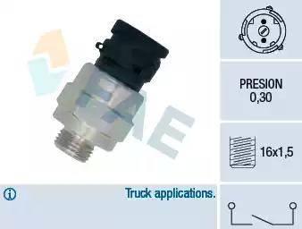 FAE 18122 - Датчик давления масла car-mod.com