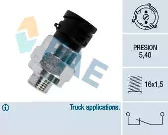 FAE 18125 - Выключатель фонаря сигнала торможения car-mod.com