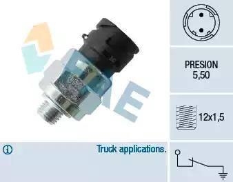 FAE 18128 - Манометрический выключатель car-mod.com