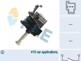 FAE 24854 - Выключатель, привод сцепления (Tempomat) car-mod.com