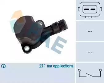 FAE 40665 - Датчик, контактный переключатель, фара заднего хода car-mod.com