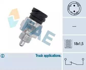 FAE 41301 - Манометрический выключатель car-mod.com