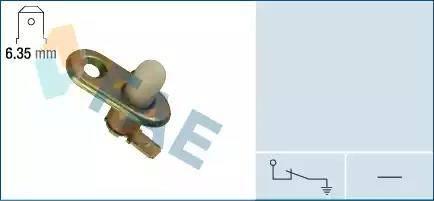 FAE 67220 - Выключатель, контакт двери car-mod.com