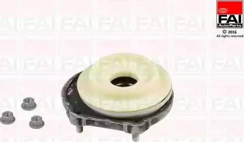 FAI AutoParts SS7520 - Ремкомплект, опора стійки амортизатора autocars.com.ua