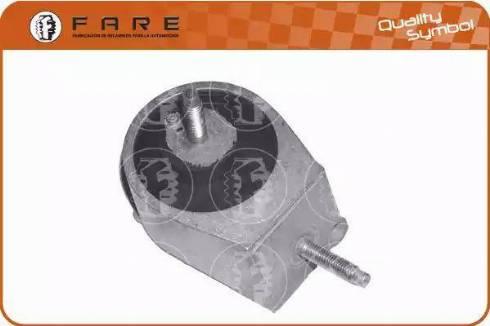 FARE SA 0702 - Подвеска, двигатель autodnr.net