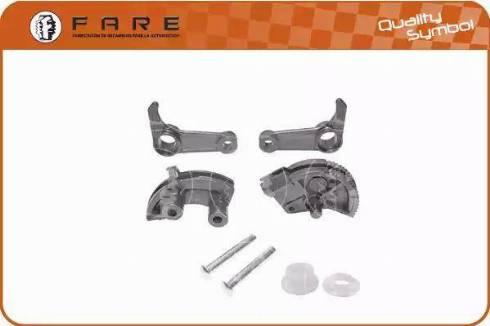 FARE SA 0878 - Ремкомплект, автоматическое регулирование car-mod.com