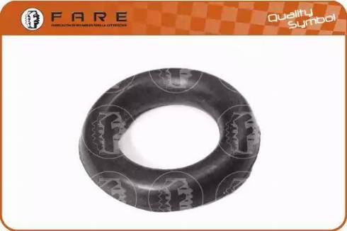 FARE SA 0943 - Монтажний комплект, система випуску autocars.com.ua