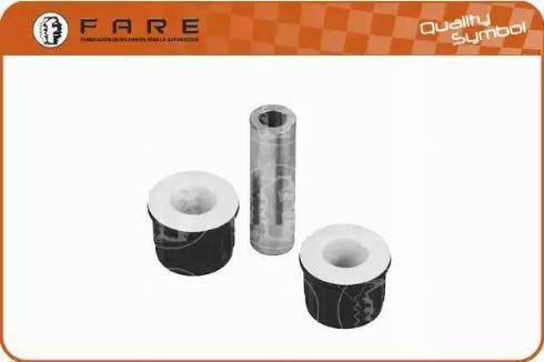 FARE SA 10196 - Подвеска, листовая рессора car-mod.com