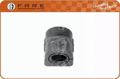 FARE SA 10230 - Втулка стабілізатора, нижній сайлентблок autocars.com.ua