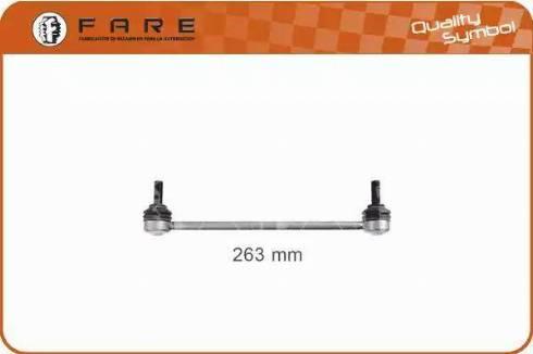 FARE SA 10253 - Тяга / стойка, стабилизатор car-mod.com