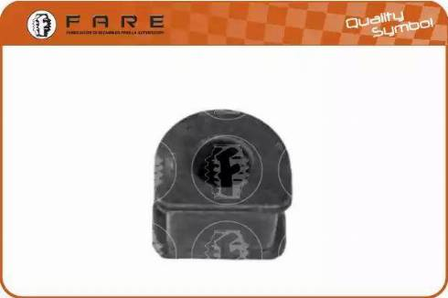FARE SA 10285 - Втулка стабілізатора, нижній сайлентблок autocars.com.ua